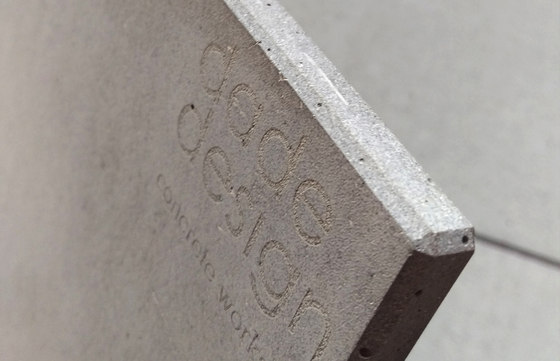 dade PANEL by Dade Design AG concrete works Beton | Concrete panels