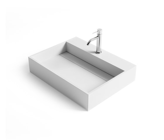 Niagara I by Vallone | Wash basins
