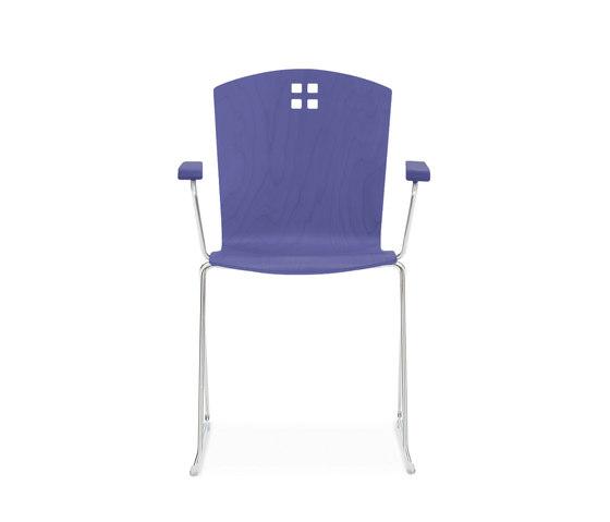 Marquette Arm Chair von Leland International | Stühle