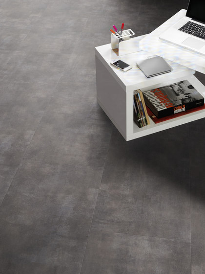 Creation Living silver city de Gerflor USA | Plastic flooring