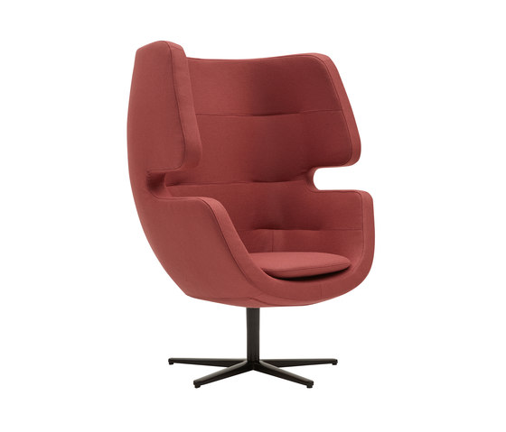 Moai Swivel by Softline A/S | Lounge chairs