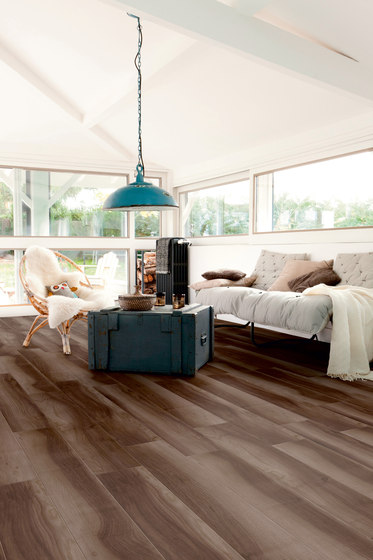 Creation Living timber rust di Gerflor USA | Piastrelle plastica