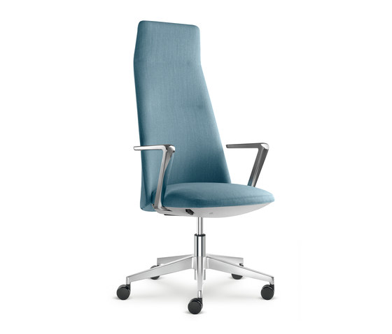 Melody Design 795-fr-br-785-n6 von LD Seating | Managementdrehstühle