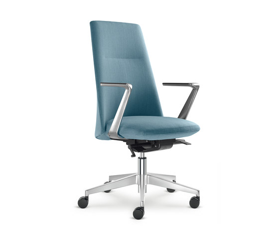 Melody Office 780-sys-br-790-n6-pbo by LD Seating | Chairs