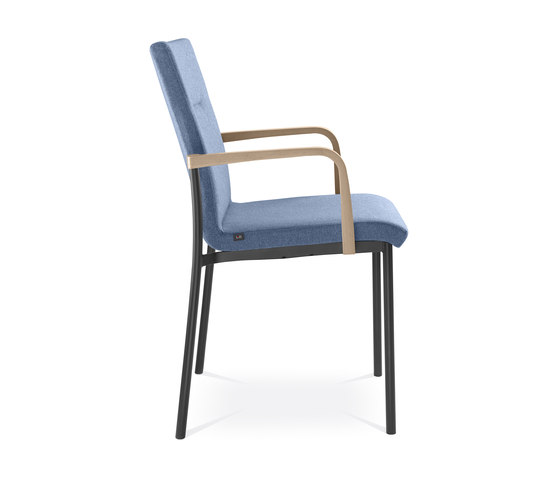 Seance Care 070-kn1-brd by LD Seating | Visitors chairs / Side chairs