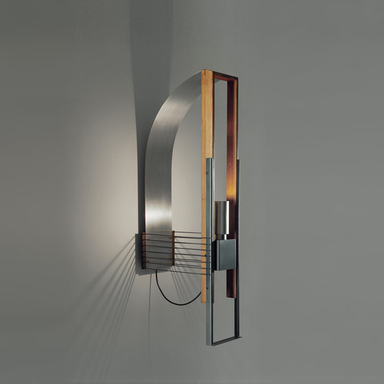 Marx by martinelli luce | Wall lights