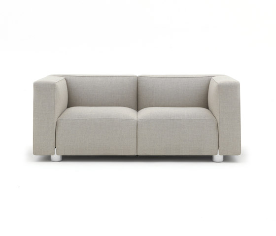 Sofa Collection by Edward Barber & Jay Osgerby Sofa de Knoll International | Sofás
