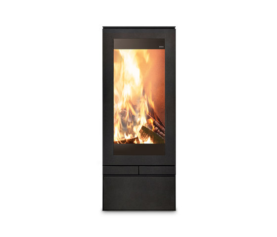 elements 400 front wood burning stoves by skantherm. Black Bedroom Furniture Sets. Home Design Ideas