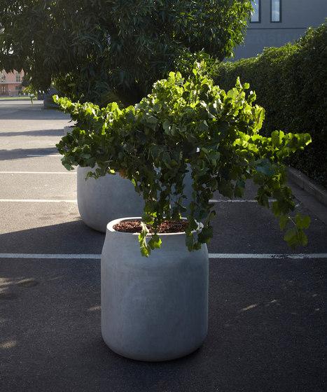 Igigante by antoniolupi   Flowerpots / Planters