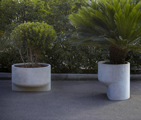 Igigante by antoniolupi | Flowerpots / Planters
