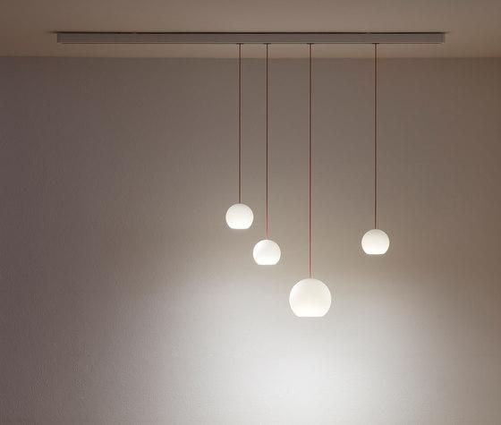 KOS Quattro SL KO4SL 3S2 by KOMOT | Suspended lights