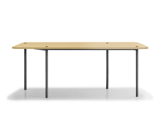 Autobahn Individual Desks From Bernhardt Design Architonic