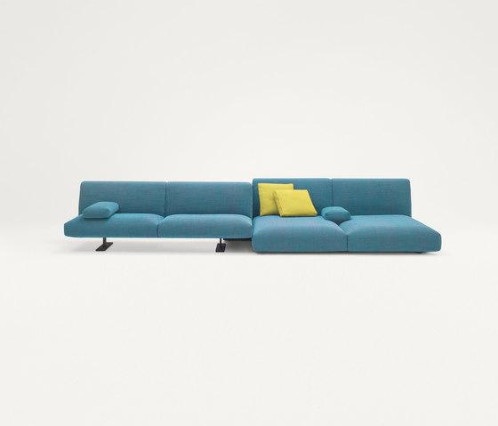 Move Indoor | Modular seating system de Paola Lenti | Sofás