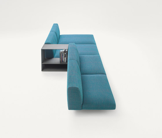 Move Indoor | Modular seating system de Paola Lenti | Sofás lounge