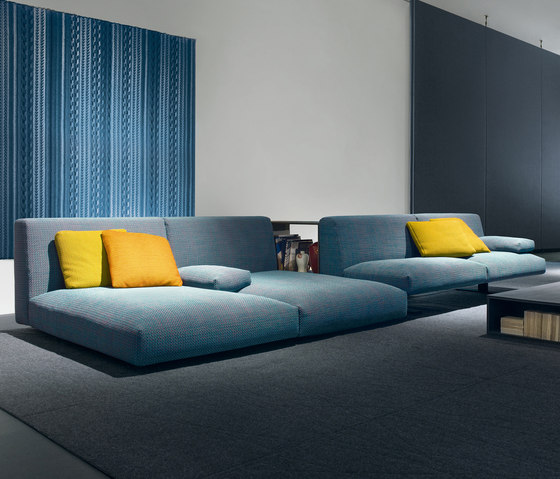 Move Indoor   Sistema di sedute modulari di Paola Lenti   Divani lounge