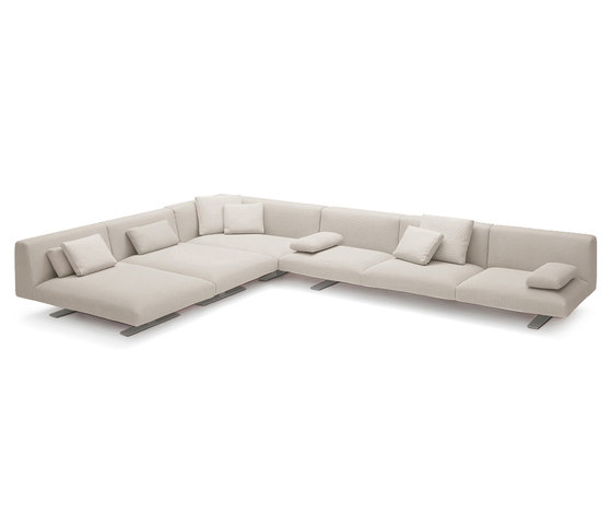 Move Indoor | Modular seating system von Paola Lenti | Loungesofas