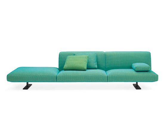 Move Indoor | Modular seating system von Paola Lenti | Sofas