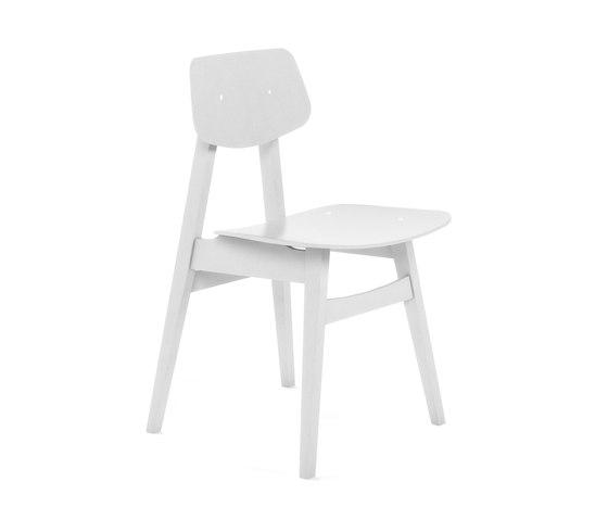 1960 Chair White by Rex Kralj | Chairs