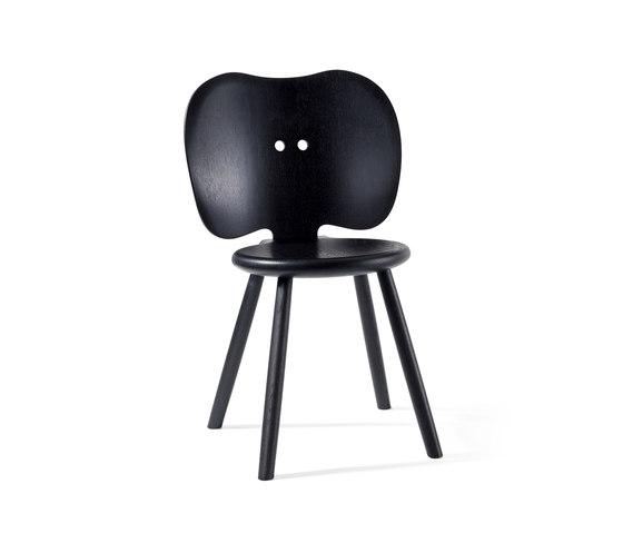 Stabellö | Stuhl | breit von Röthlisberger Kollektion | Besucherstühle