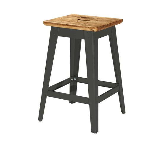 6Grad | kitchen stool by Jan Cray | Bar stools