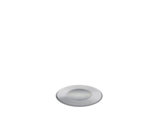 Dot | Uplight frost by O/M | Recessed floor lights