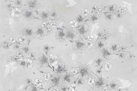 Birdflower de TECNOGRAFICA | Peintures murales / art