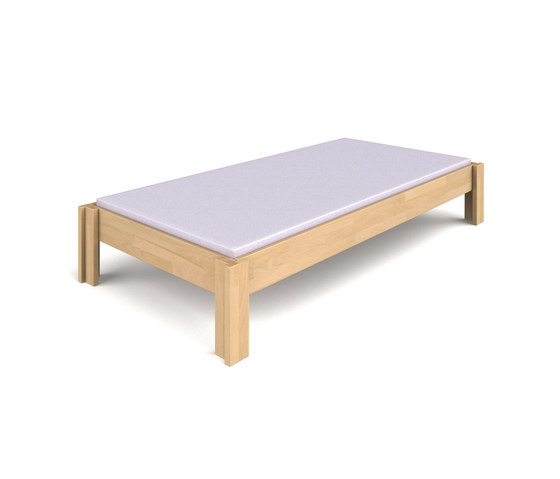 Lower basic bed DBB-130 de De Breuyn | Camas de niños / Literas