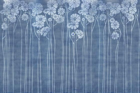 Denim Daisy Blue de GLAMORA | A medida