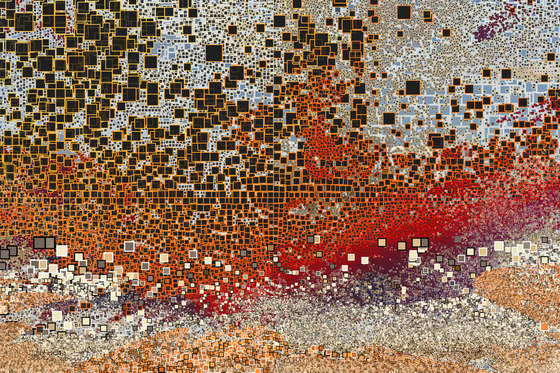 Digiscape Horizon de GLAMORA | A medida