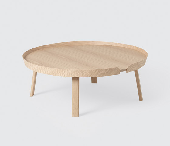 Around Coffee Table | extra large de Muuto | Tables basses