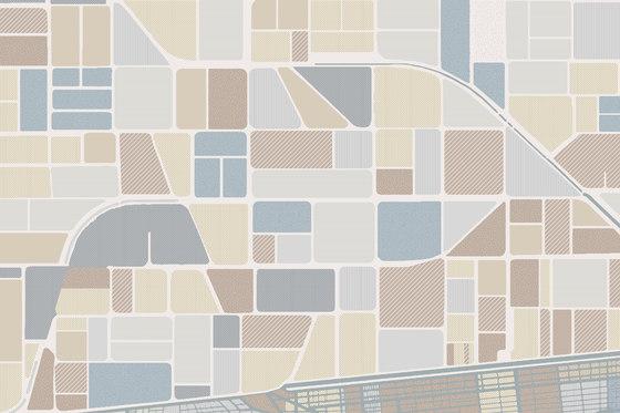 Drone City Drone di GLAMORA | Rivestimenti su misura