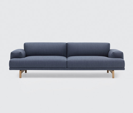 Compose 3 Seater Sofas From Muuto Architonic
