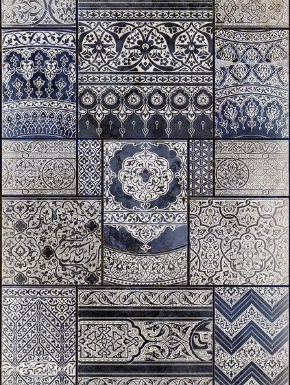 Indian Carpet di TECNOGRAFICA | Quadri / Murales