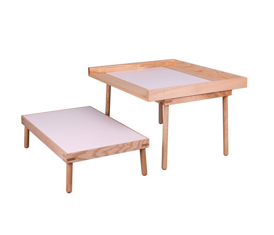 Kukua Kids | bench and table DBV-603 by De Breuyn | Kids tables