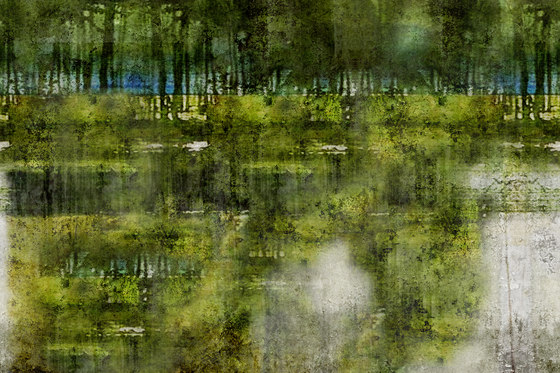 Element Lagoon by GLAMORA | Bespoke wall coverings