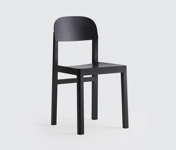 Workshop Chair di Muuto | Sedie
