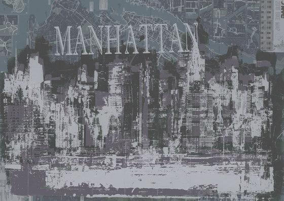 Manhattan by TECNOGRAFICA | Wall art / Murals