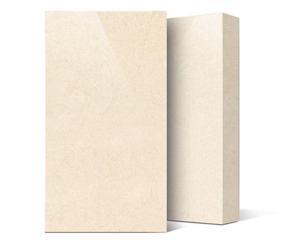 Marble Beige Faraya de Compac | Compuesto mineral planchas