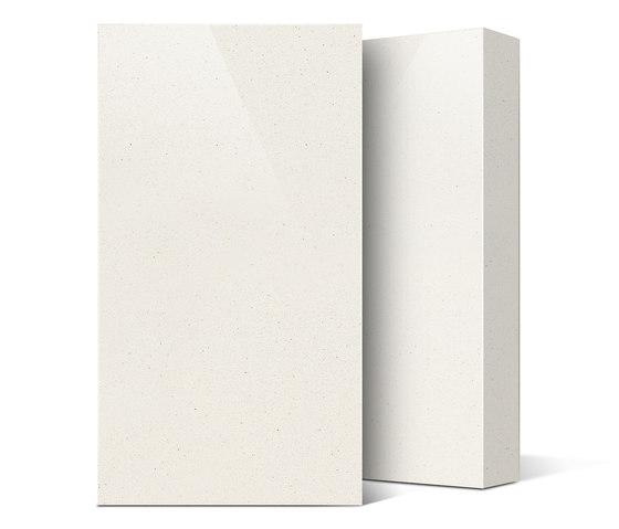 Marble Blanco Micro di Compac | Lastre minerale composito
