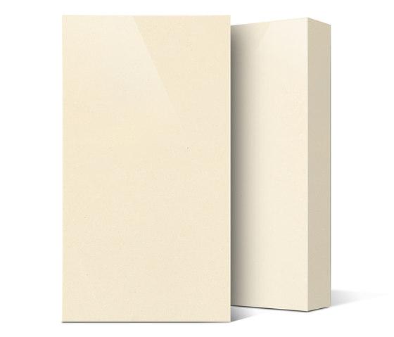 Marble Crema Altea di Compac   Lastre minerale composito