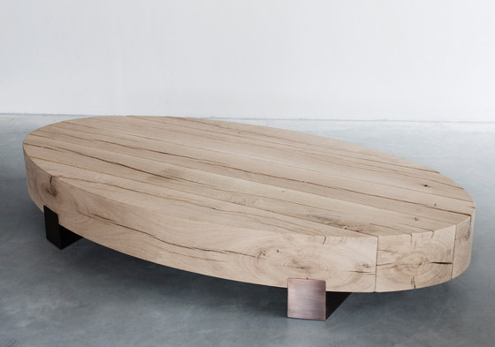 Beam coffee table – limited edition by Van Rossum | Lounge tables