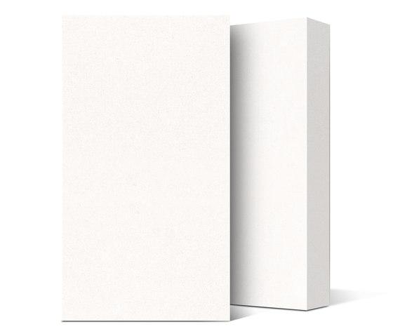 Quartz NY Collection White Zement Glace di Compac | Lastre minerale composito