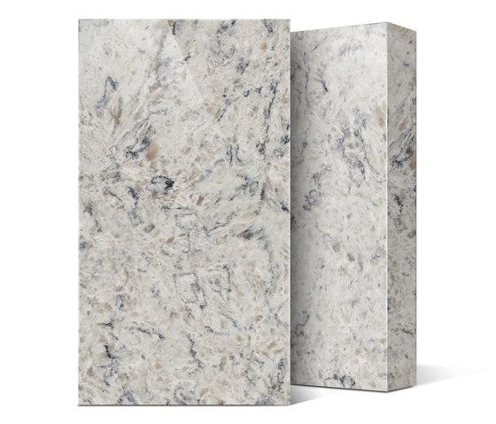 Quartz AMA Collection Black by Compac | Mineral composite panels