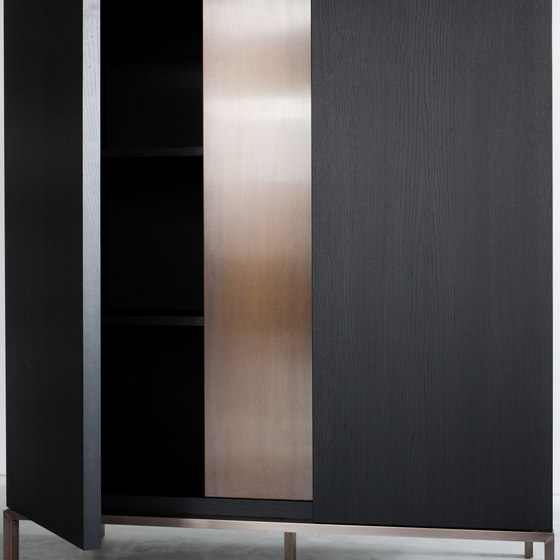 Nota Bene cabinet by Van Rossum | Cabinets