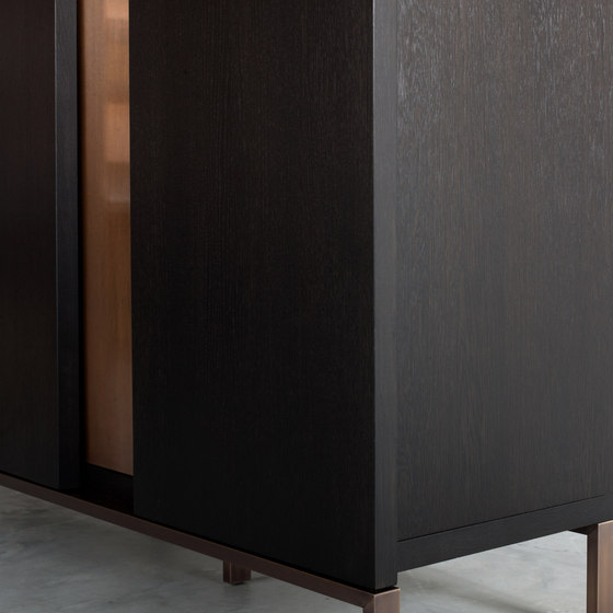 Nota Bene low cabinet by Van Rossum | Cabinets