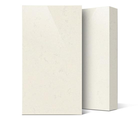 Quartz Nature Perlino by Compac | Mineral composite panels