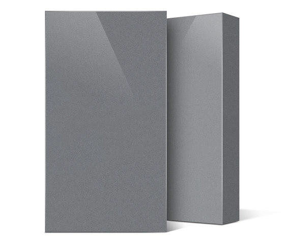 Quartz Plomo by Compac | Mineral composite panels