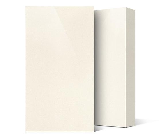 Quartz Vanille di Compac | Lastre minerale composito