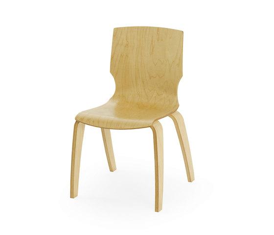 Crystal Chair di Leland International | Sedie infanzia