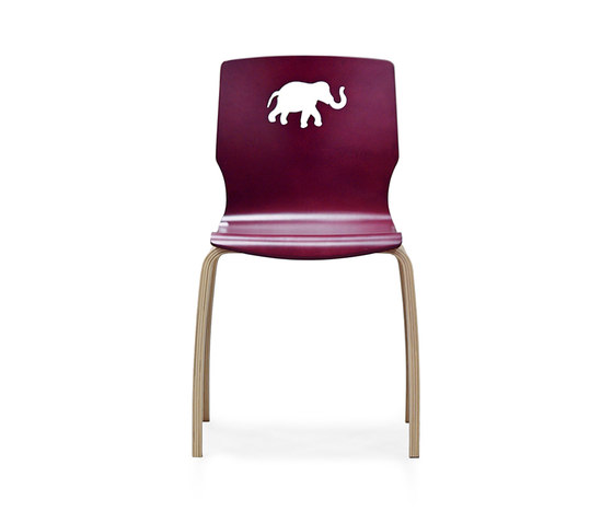 Crystal Chair by Leland International | Kids chairs